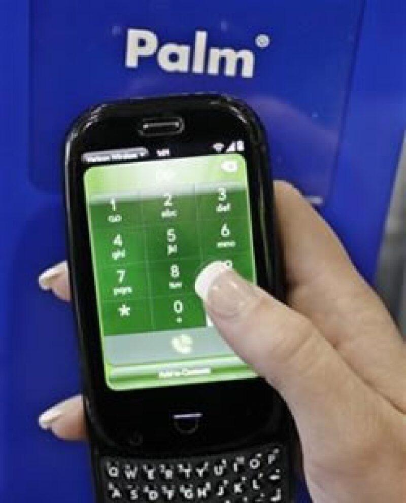 El precio de las acciones de Palm ha caído a más de la mitad. (Foto: AP)