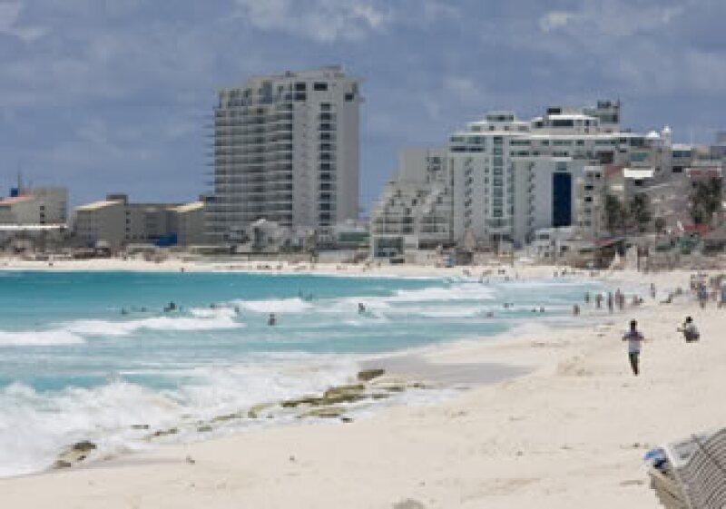 Cancún es uno de los polos turísticos más populares de México. (Foto: Notimex)
