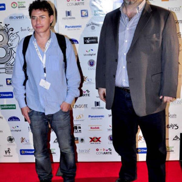 Pablo Baksht y Hugo Villa