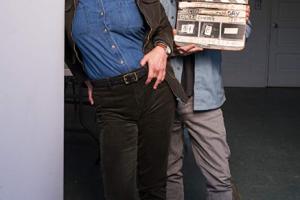 Jamie Lee Curtis y David Gordon Green