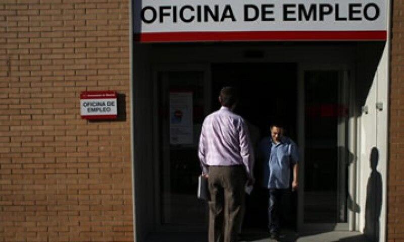 El sector servicios fue el que más contrataciones registró en el segundo trimestre en España.  (Foto: Reuters)