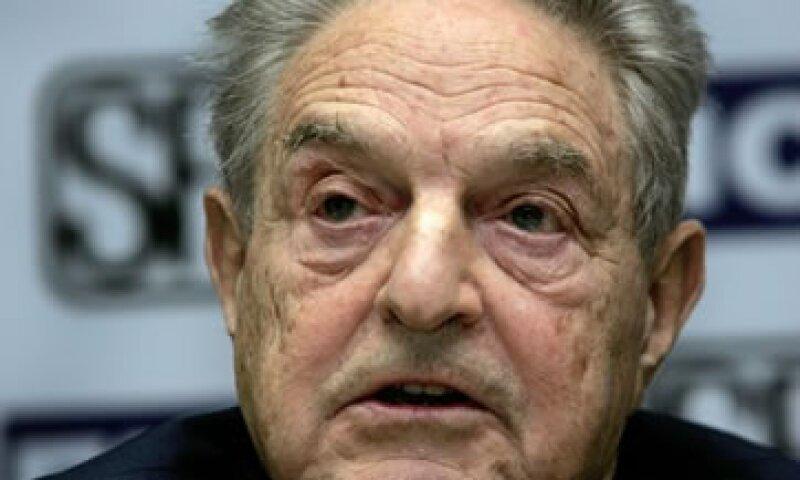 Soros indicó que gran parte de la responsabilidad para atajar la crisis europea recae en Alemania. (Foto: AP)