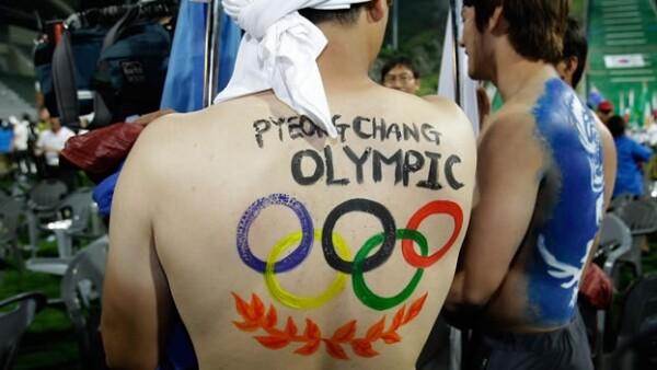 pyeongchang juegos olimpicos invierno