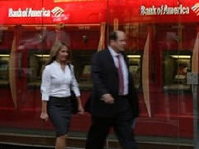 Bank of America recibió ayuda del gobierno estadounidense. (Foto: Archivo)