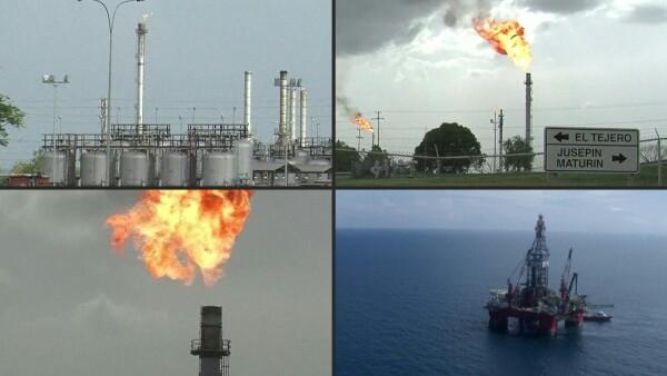 """México se suma a recorte """"histórico"""" de los países productores de petróleo"""