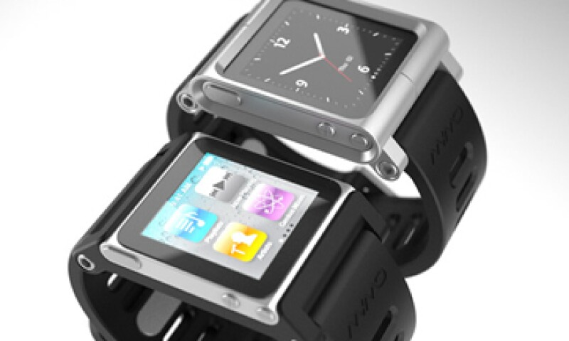 El proyecto de crear un reloj con un iPod nano pedía financiamiento por 15,000 dólares y recibió casi un millón. (Foto: Cortesía KickStarter)