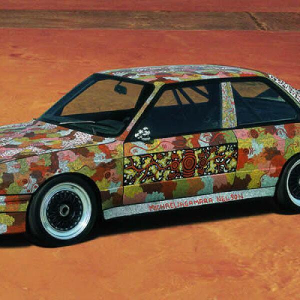 La colección Art Cars de BMW, integrada por 17 autos únicos pintados por artistas, puede ser vista en el Museo BMW de Munich y en una novedosa galería virtual.