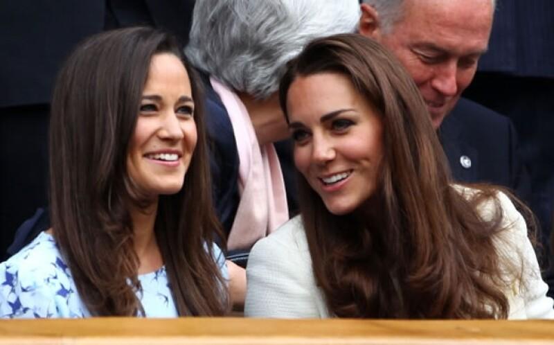 Las Middleton no llevan buena relación con las Bonas.