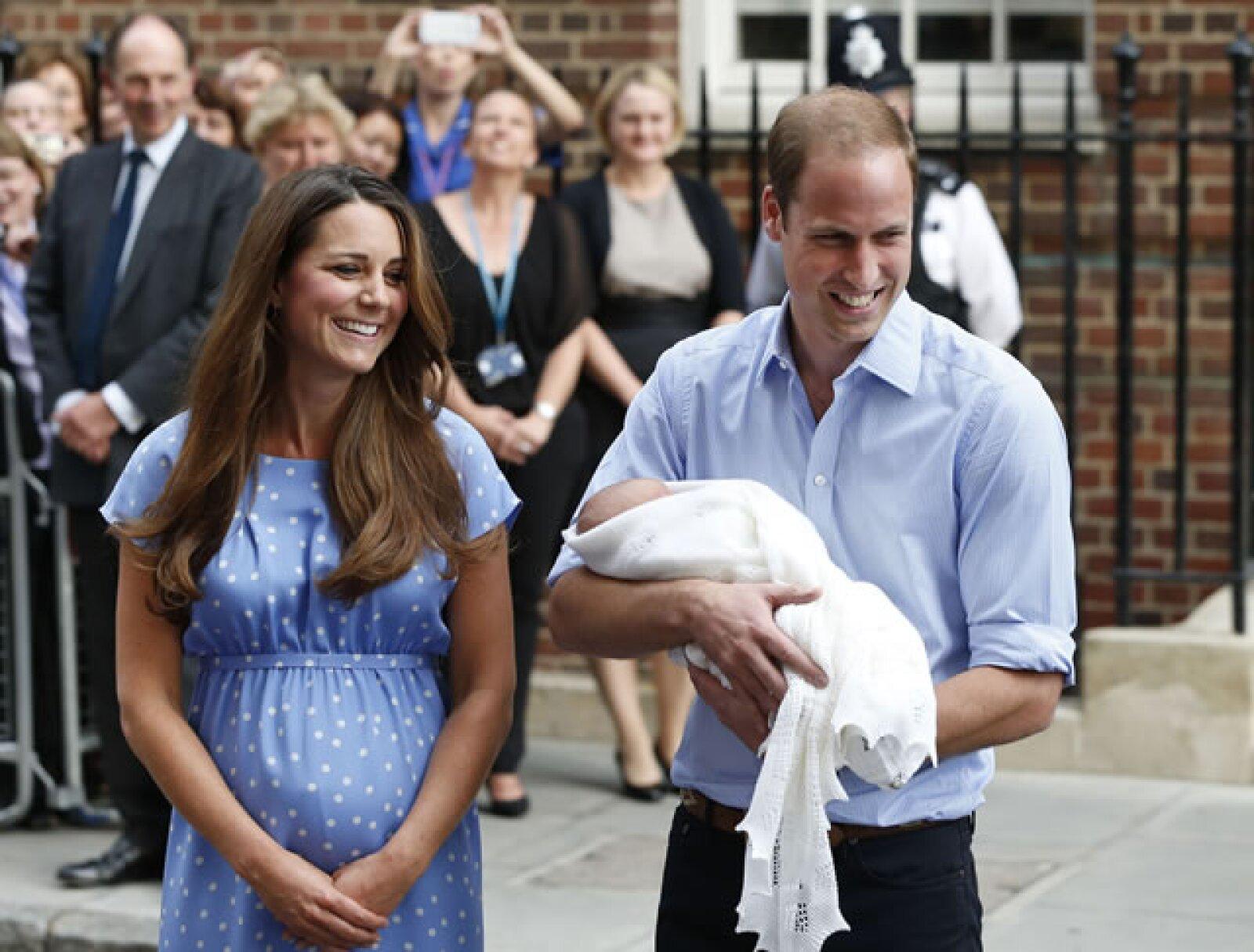 Todavía no se sabe cuál será el nombre del bebé, pero entre los favoritos se encuentran George, Philipp y James.