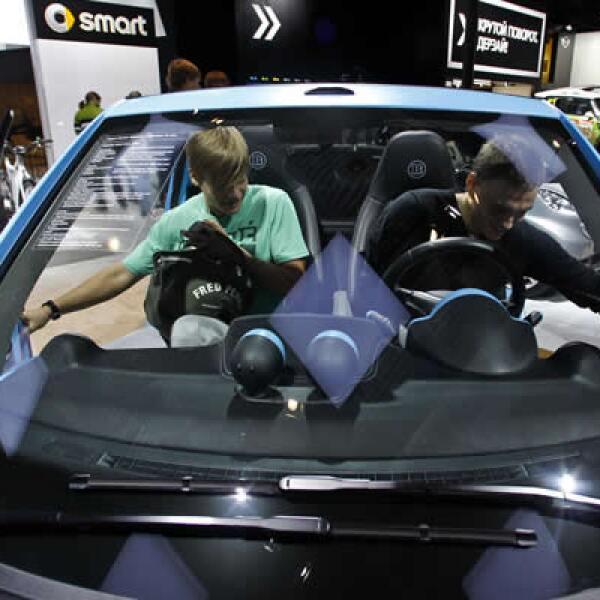 El 29 de agosto se inauguró el Salón Internacional del Automóvil en Moscú, que espera recibir a más de 1 millón de personas.