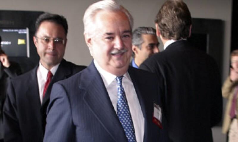 El director general de Cemex falleció a los 70 años. (Foto: Cuartoscuro)