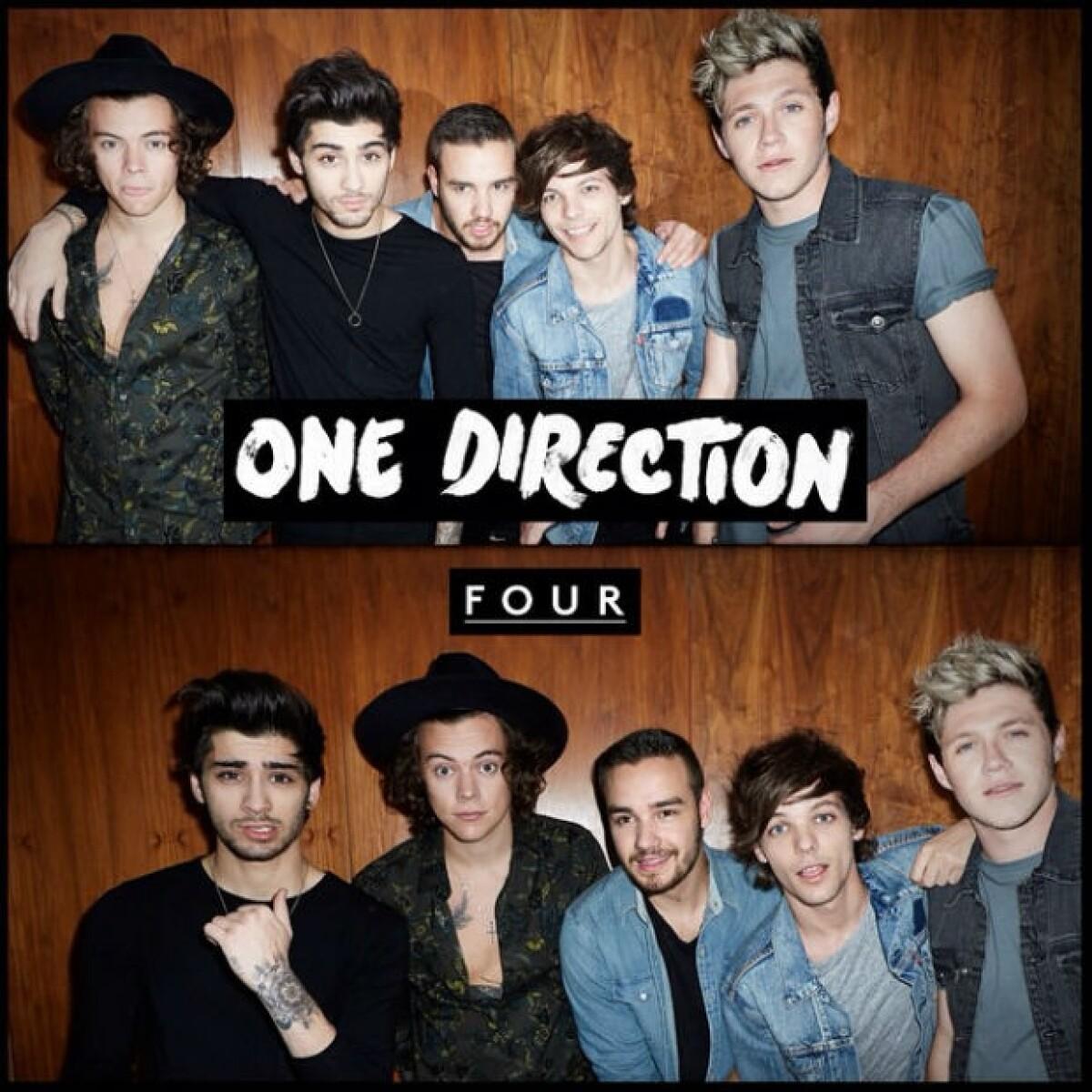 One Direction regala su nuevo sencillo como agradecimiento a sus fans