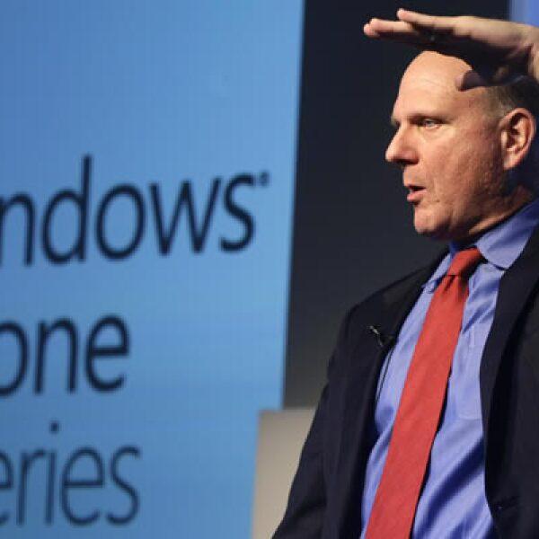 La empresa de programas computacionales, Microsoft, presentó su plataforma Windows Phone 7 Series, la cual estará disponible en los celulares a partir de septiembre.