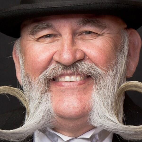rso Mundial de Barbas y Bigotes