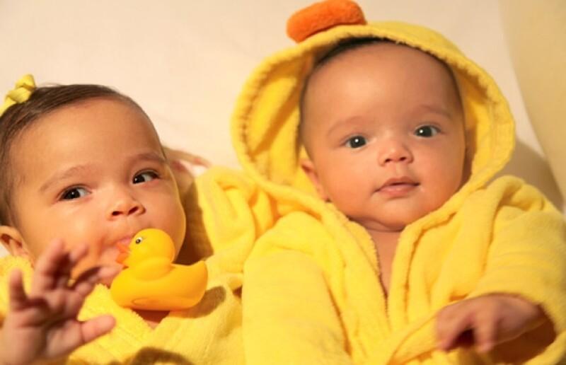No tienen mucho tiempo de haber nacido, pero seguramente se convertirán en los más buscados por los paparazzi. Estos son los bebés de famosos que robarán cámara.