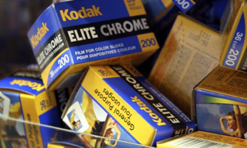 Kodak se fue a la bancarrota en enero después de fracasar en sus esfuerzos por adaptarse a los cambios tecnológicos. (Foto: AP)