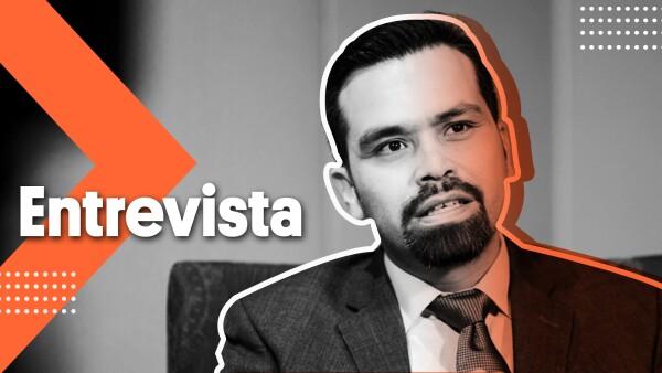 """""""Entre más dinero hay en la política, peor calidad de representación hay"""": Jorge Álvarez Máynez"""
