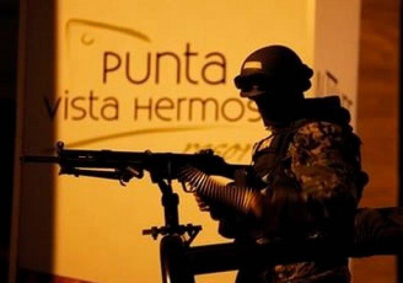 México mantiene una lucha contra las principales bandas de narcotraficantes. (Foto: AP)