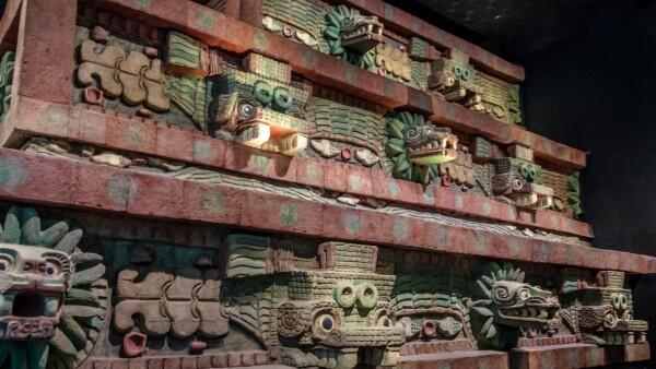 INAH - Museo Antropología e Historia
