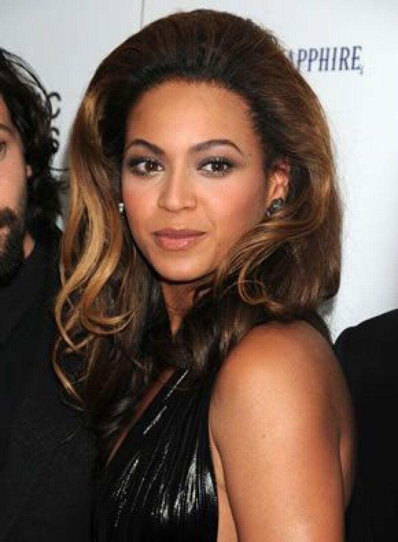 La cantante asegura que el rapero Jay-Z es el único hombre que ha tenido.