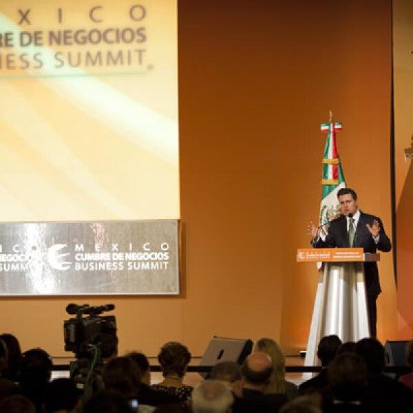 El presidente electo afirmó que luchará por combatir la corrupción al interior del Gobierno en todos sus niveles.