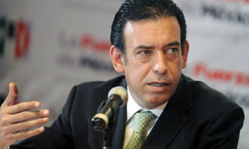 Humberto Moreira fue detenido el viernes pasado en Madrid. (Foto: EFE)