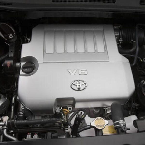 La camioneta conserva su motor de 3.5 L y 270 caballos de fuerza, así como una transmisión automática secuencial de cinco velocidades.