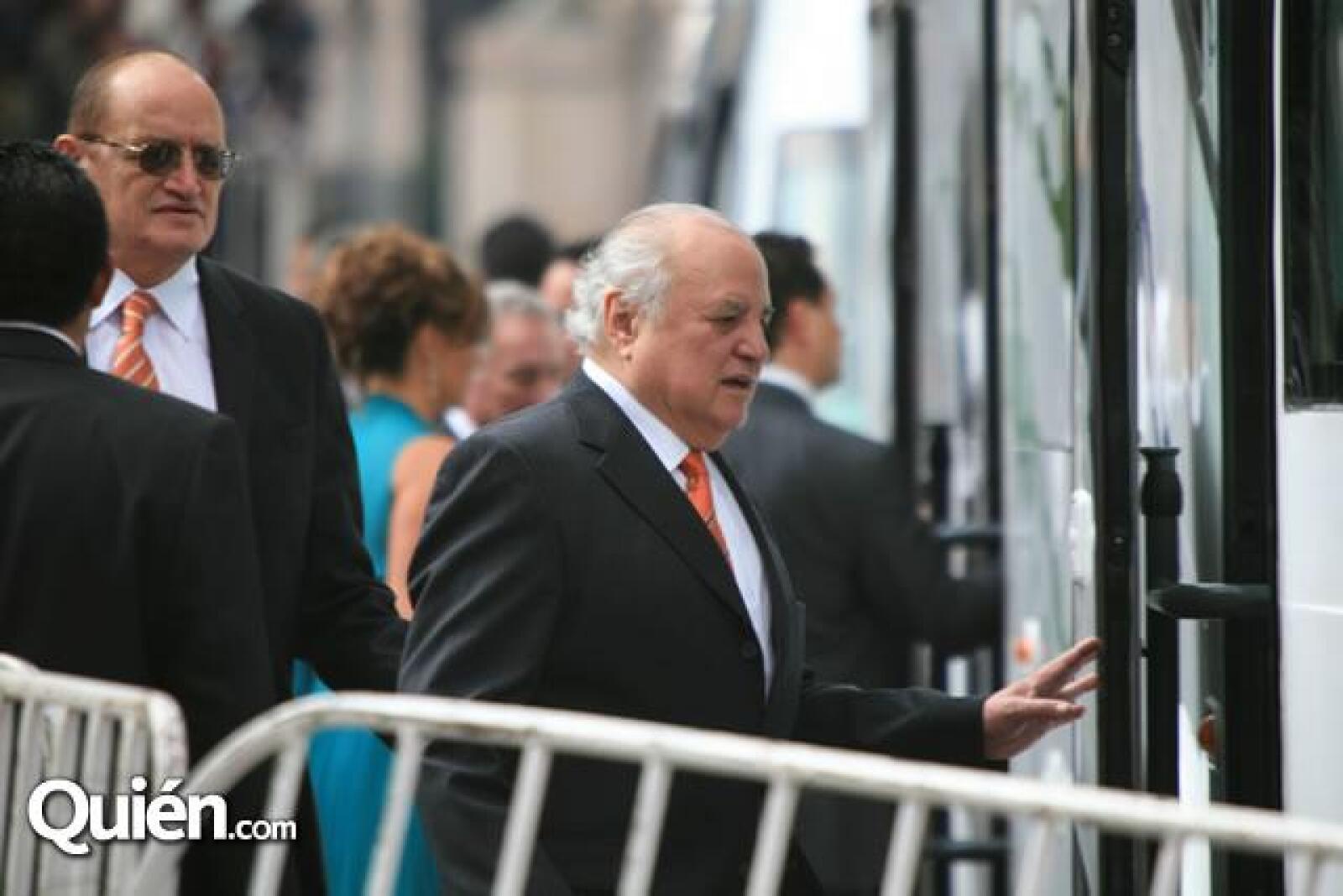 Manuel Rivera (papá de Angélica Rivera)