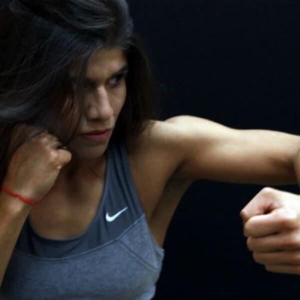 Jessica Aguilar- Artes marciales
