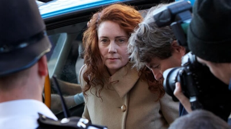 Rebekah Brooks en escandalo de espionaje