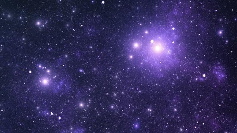 vista del universo