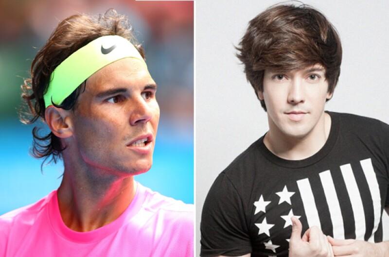 El tenista español Rafael Nadal y el conductor mexicano Roger González tampoco se abstuvieron de mandar sus respectivos mensajes en el Día Mundial Contra el Cáncer.