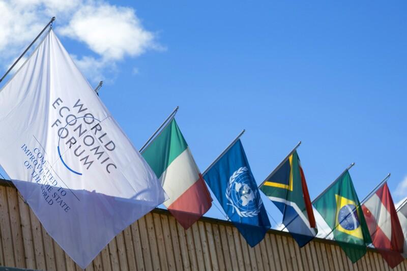 México Davos inversión empleos