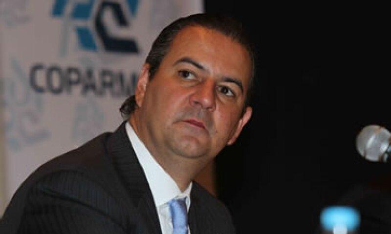 Gutiérrez Candiani cuenta con negocios vinculados al desarrollo inmobiliario, construcción y artes gráficas. (Foto: Notimex)