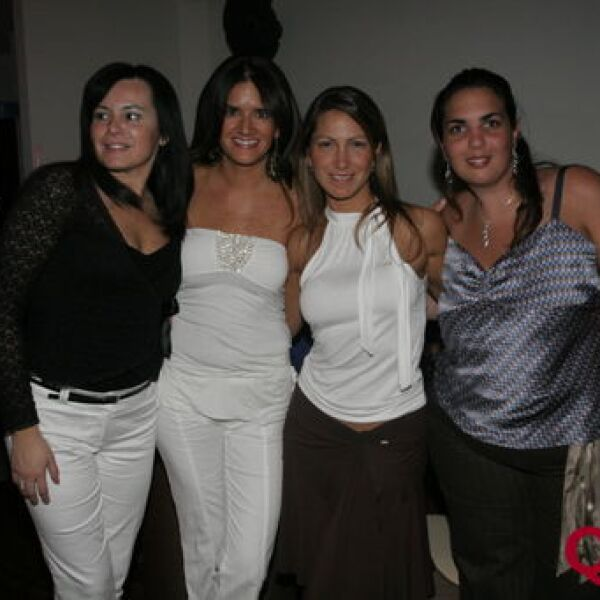 Carolina Melilla, Miriam Carmona, Mariana González, Hilda Loustalot