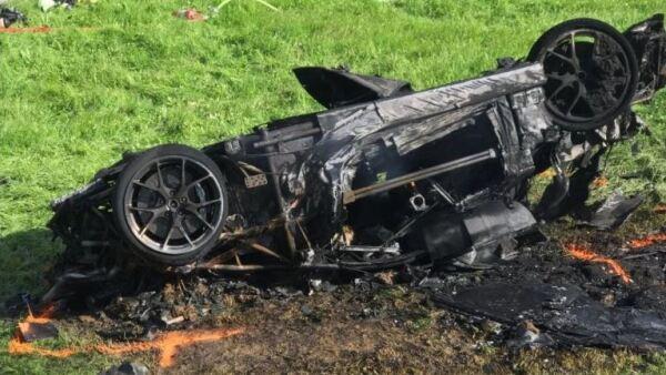 La causa del accidente está siendo investigada