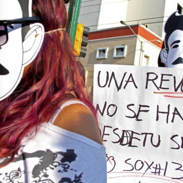 marcha 132 Monterrey 1