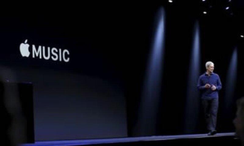 La característica básica de Apple Music es básicamente una versión remasterizada de Beats Music. (Foto: Reuters)