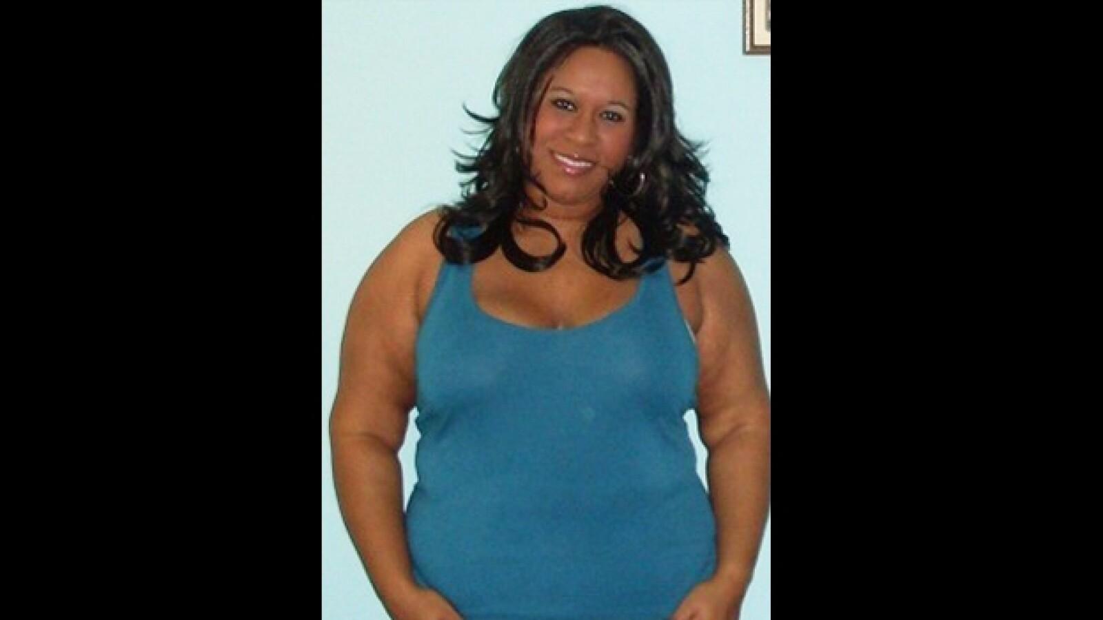 Cherie Hart Steffen mujer perdio peso