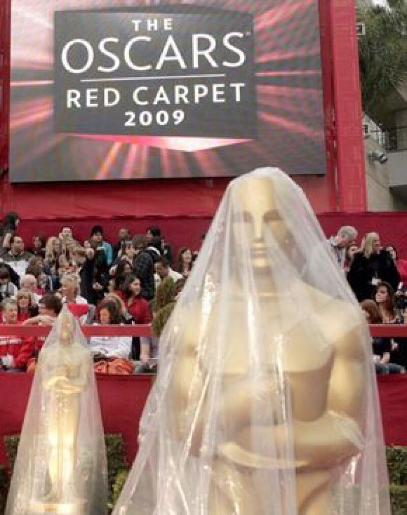 Hollywood se prepara para la 81 entrega de los Premios Oscar, la cual promete tener momentos inolvidables para esta noche.