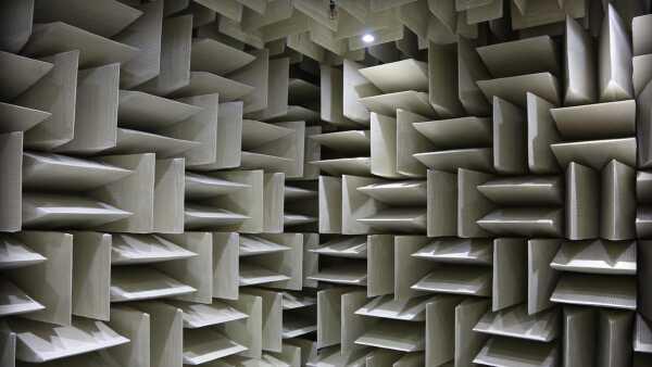 Sala silenciosa