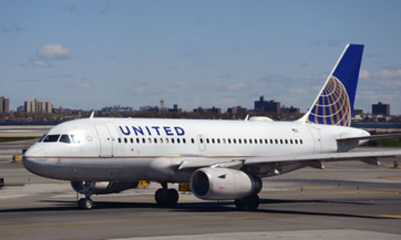 United ya tiene muchos espacios en el aeropuerto de Newark, considera el gobierno estadounidense (Foto: Getty Images/Archivo )