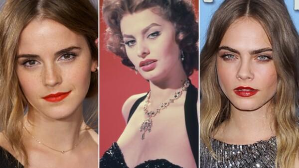 Conocemos estos looks desde hace más de 50 años y el día de hoy siguen estando vigentes. Te enseñamos 5 clásicos en el maquillaje que no pasan (ni pasarán) de moda.