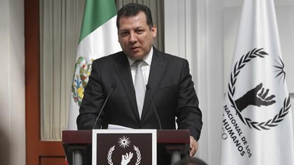 Raúl Plascencia CNDH