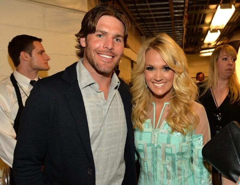 "Carrie se hizo famosa gracias a ""American Idol""."