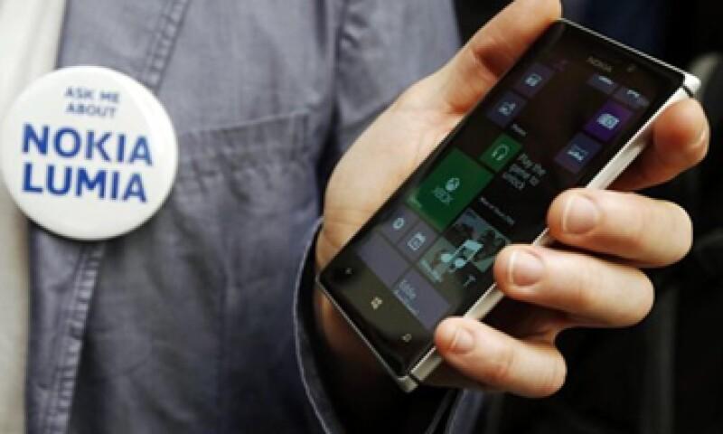 El Lumia metálico será lanzado globalmente a comienzos de junio próximo. (Foto: Reuters)