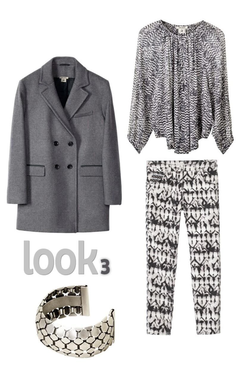 La esperada colección de Isabel Marant para H&M ya está a la venta y por eso armamos 3 looks que destacan como favoritos.