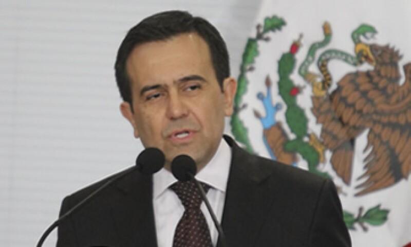 Ildefonso Guajardo dijo que al actual modelo económico de México no ha tenido la oportunidad para ejecutarse como debiera ser. (Notimex)