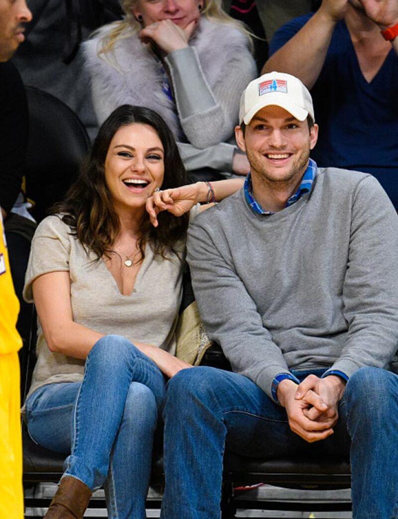 La intérprete, que está esperando su segundo hijo con Ashton Kutcher, no tiene tiempo para pensar demasiado en su embarazo debido a su apretada agenda y a su vida familiar.