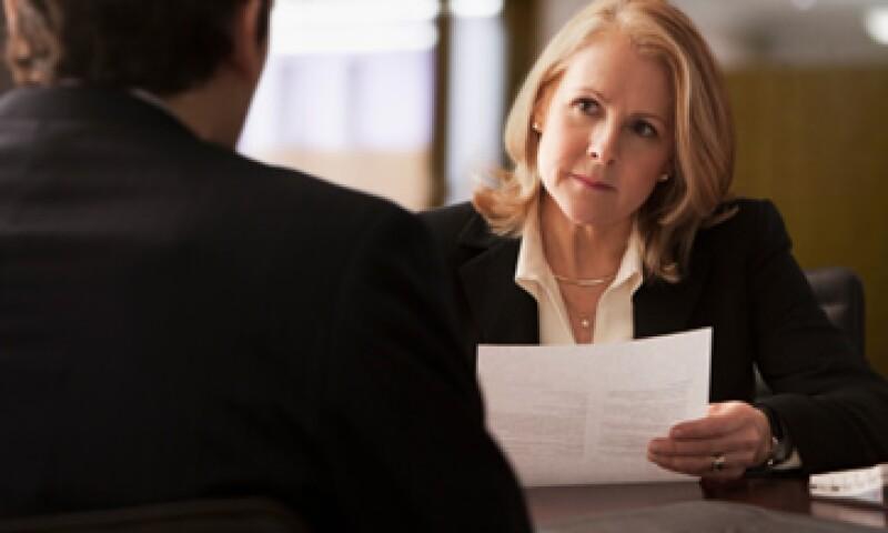 Muchos reclutadores hacen preguntas imprevistas para analizar la reacción de los candidatos. (Foto: Getty Images)
